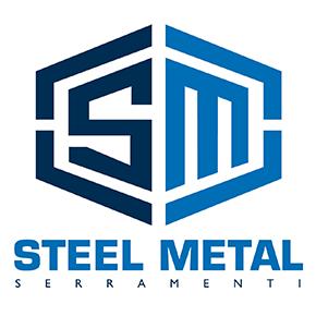 logo-steel-metal-serramenti-comunica-agenzia-di-comunicazione-torino